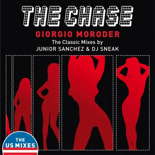 The Chase (The Classic Mixes US) Album Art