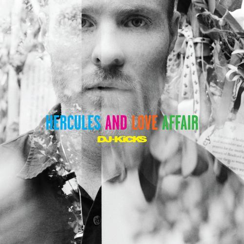 DJ-Kicks: Hecules And Love Affair Album Art