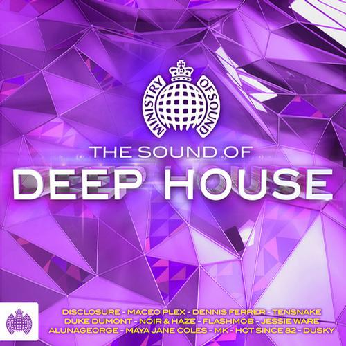 Album Art - The Sound of Deep House - Ministry of Sound