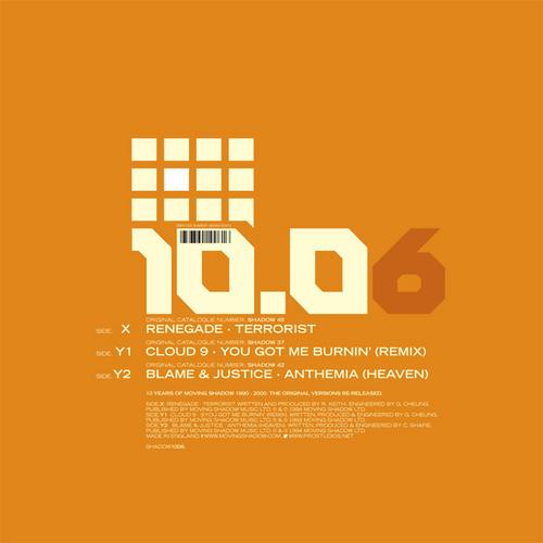 Album Art - Moving Shadow 10.06