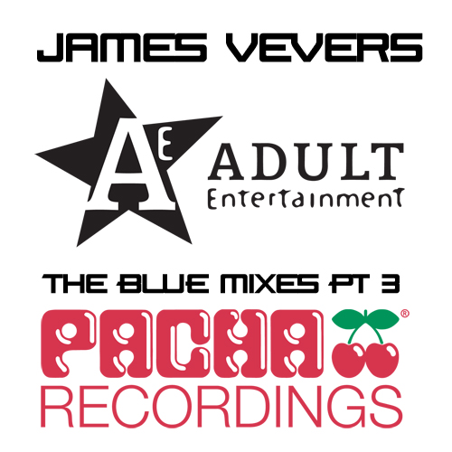 Album Art - Adult Entertainment With James Vevers: The Blue Mixes Pt. 3