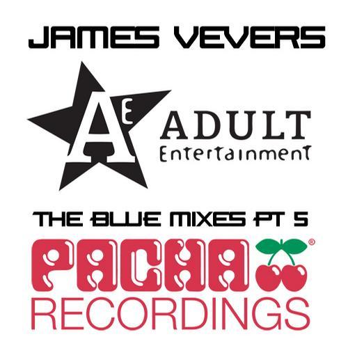 Album Art - Adult Entertainment With James Vevers.Blue 05