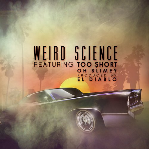 Album Art - Weird Science