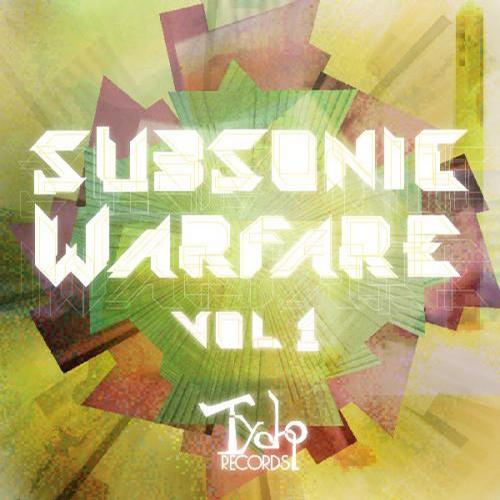 Album Art - Subsonic Warfare Vol. 1