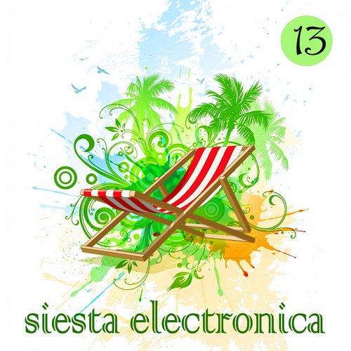 Album Art - Siesta Electronica, Vol. 13