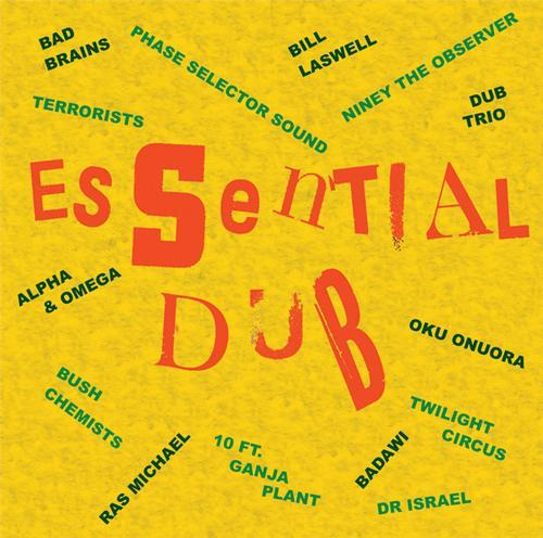 Album Art - Essential Dub