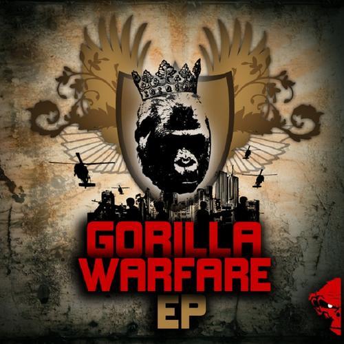 Album Art - Gorilla Warfare