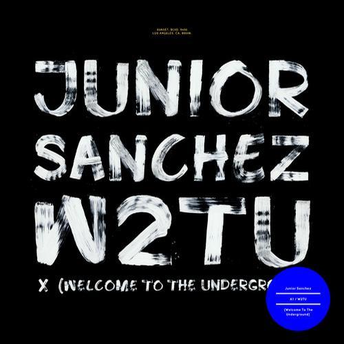 W2TU (welcome to the underground) Album Art