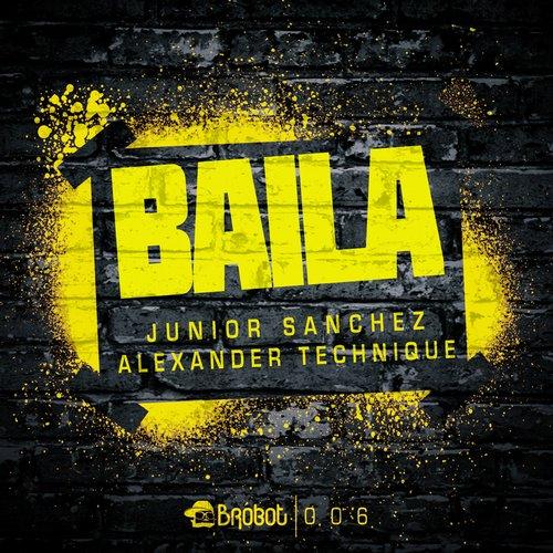 Baila Album Art
