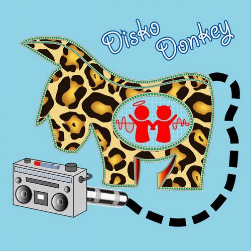 Album Art - Disko Donkey