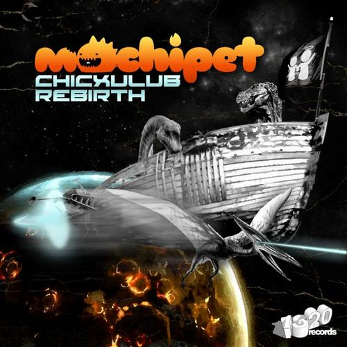Album Art - Mochipet's Chicxulub Rebirth