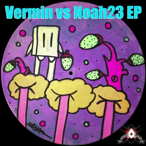 Album Art - Vermin VS Noah23 EP