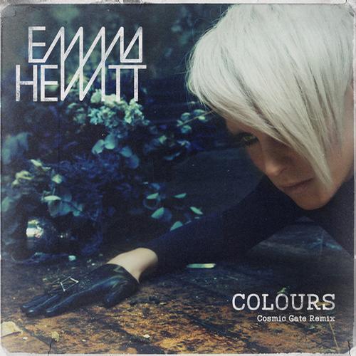 Album Art - Colours (Cosmic Gate Radio Edit)