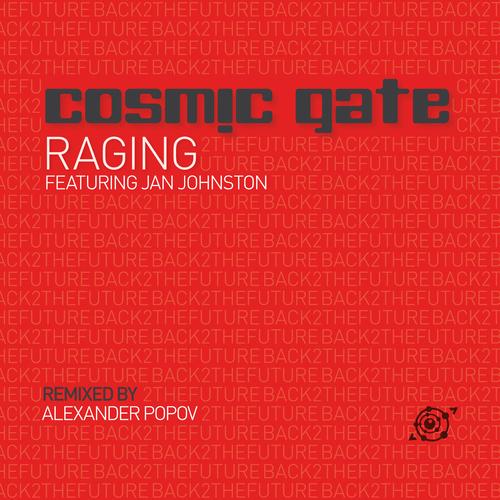Album Art - Raging (Beatport Exclusive) - Alexander Popov Dub Mix
