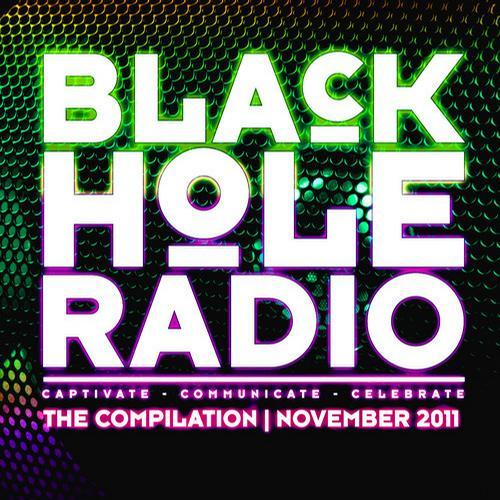 Album Art - Black Hole Radio November 2011