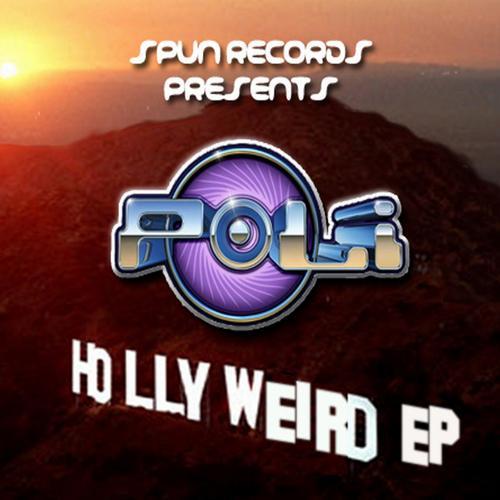 Album Art - Hollyweird EP