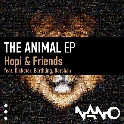 Album Art - Hopi & Friends