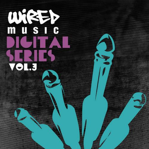 Album Art - Wired Digital Series Volume 3