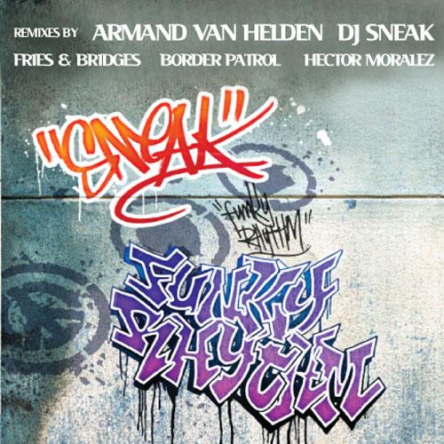 Album Art - Funky Rhythm 2009 Remixes