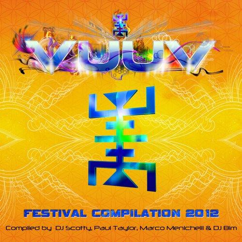 Album Art - Vuuv Festival Compilation 2012