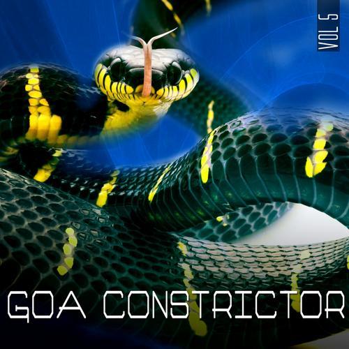 Album Art - Goa Constrictor Vol. 05: Captivating Psychedelic Trance & Goa Anthem