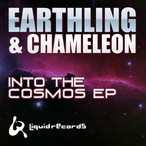 Album Art - Into The Cosmos EP