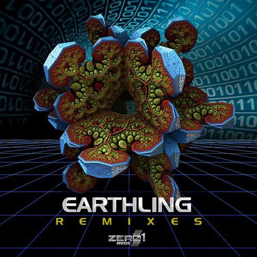 Album Art - Earthling Remixes