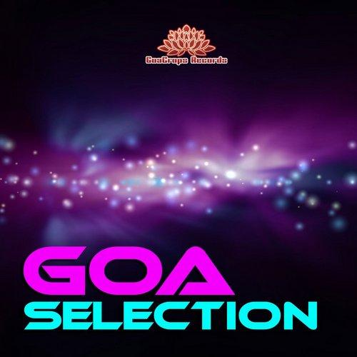 Goa Selection, Vol. 1 Album Art