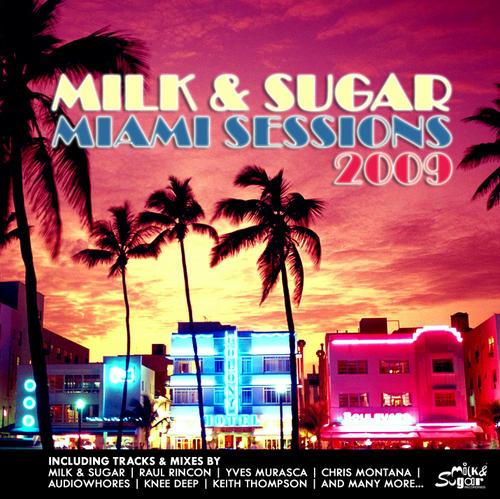 Album Art - Miami Sessions 2009