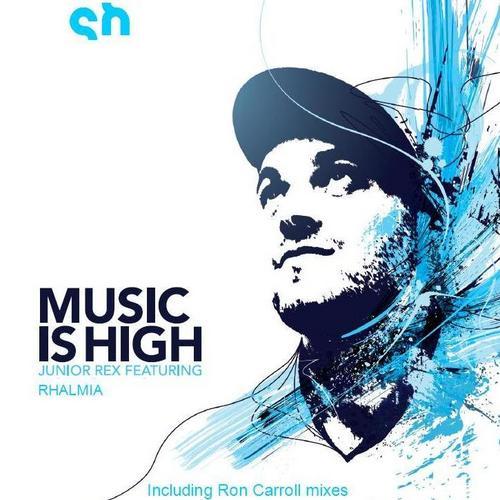 Album Art - Music Is High (Ron Carroll Mixes)