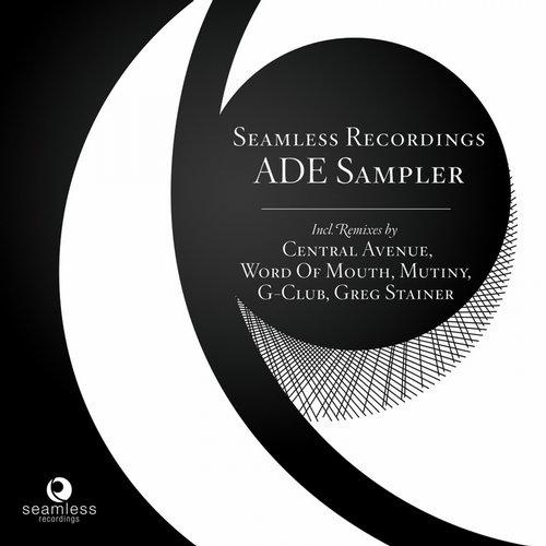 Album Art - Seamless Recordings Ade Sampler