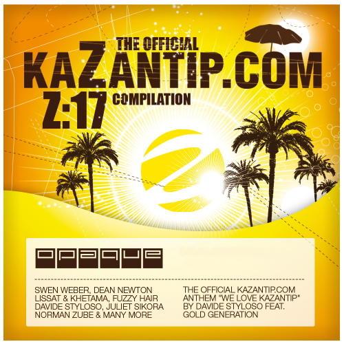 Album Art - The Official Kazantip.com  Z:17 Compilation