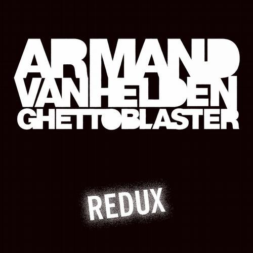 Ghettoblaster Redux Album Art