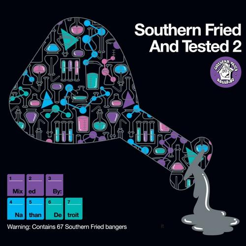 Album Art - Southern Fried & Tested 2 (Unmixed Version)