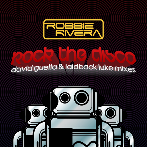 Album Art - Rock The Disco