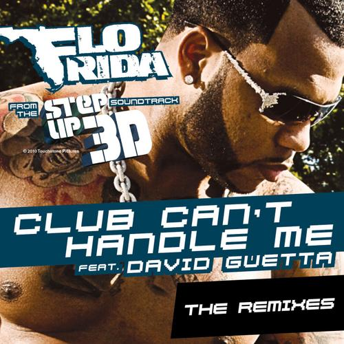 Album Art - Club Can't Handle Me Remixes