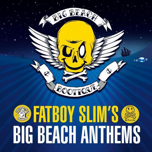 Album Art - Fatboy Slim's Big Beach Anthems