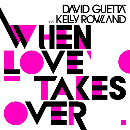 Album Art - When Love Takes Over