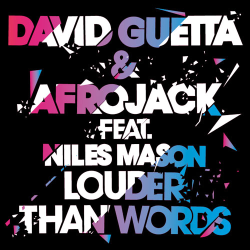 Album Art - Louder Than Words