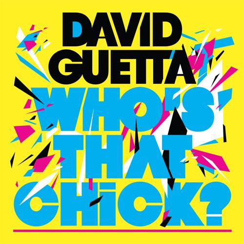 Album Art - Who's That Chick