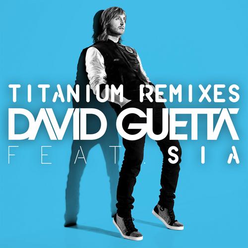 Album Art - Titanium Remixes
