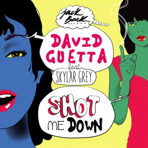 Album Art - Shot Me Down
