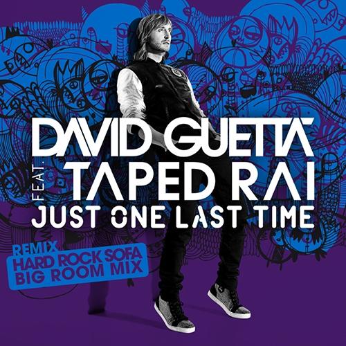 Album Art - Just One Last Time (Remix)