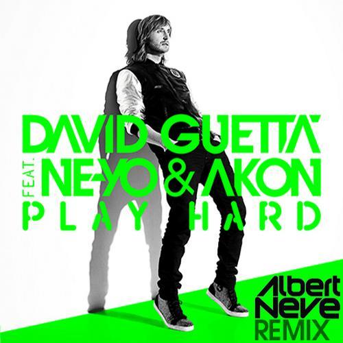 Album Art - Play Hard (Albert Neve Remix)