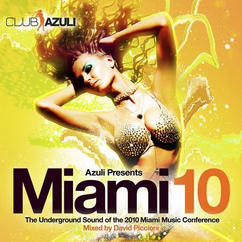 Album Art - Azuli Presents Miami 2010