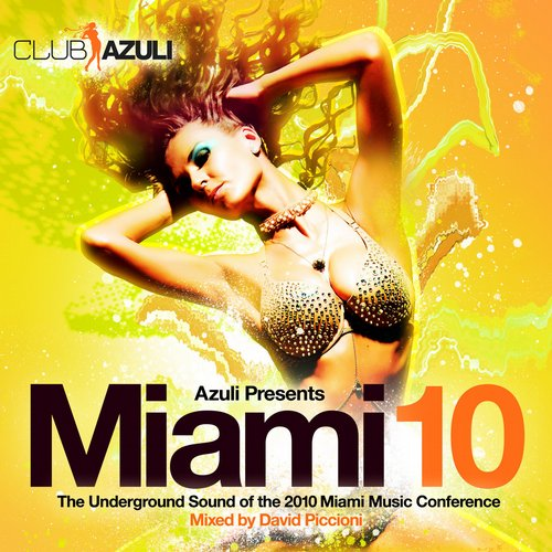 Album Art - Azuli Presents Miami 2010
