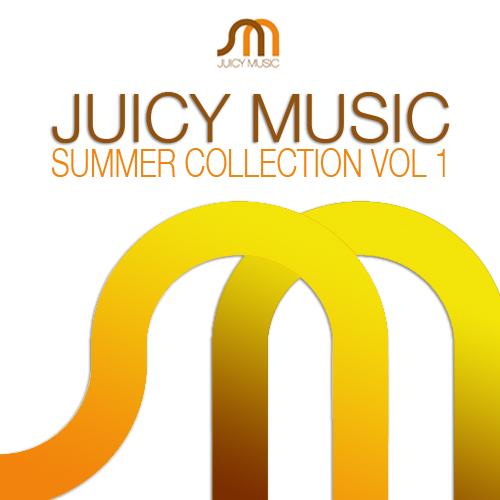 Album Art - Juicy Music Summer Collection Volume 1