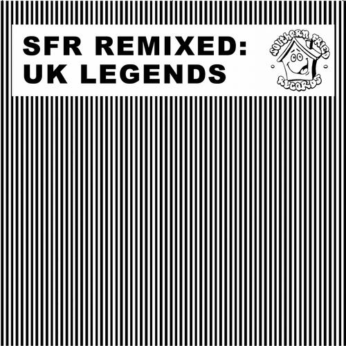 Album Art - SFR Remixed (UK Legends)
