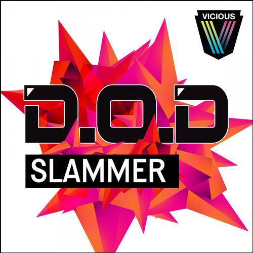 Album Art - Slammer