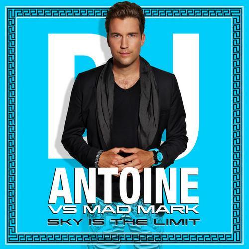 Album Art - Sky is the Limit - Joachim Garraud Remix